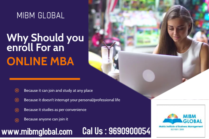 should you enroll for an Online MBA