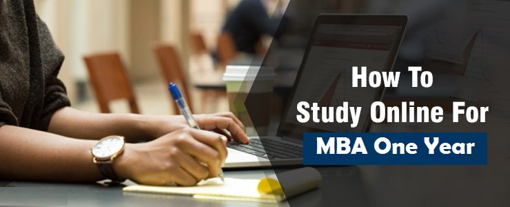 Online MBA 1 Year