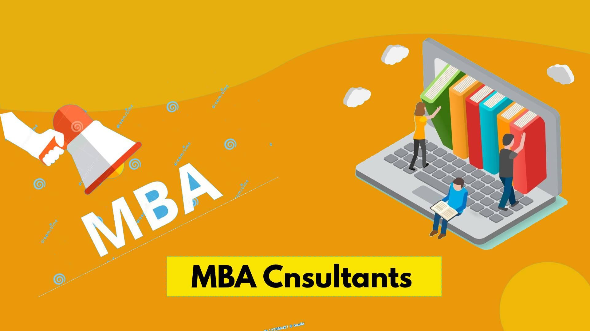 MBA consultants
